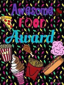 Awesome Food Award
